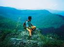 Sierra de Pacaraima - frontiere des Guyanes venezuelienne et bresilienne