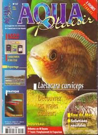 Aquaplaisir 1 couverture