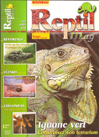 ReptilMag couverture