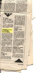 Selva duo  Nice Matin 15 08 1990 2